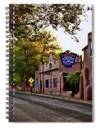 Taos Morning Spiral Notebook
