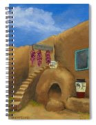 Taos Poetry Spiral Notebook