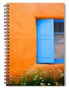 Taos Window IIi Spiral Notebook