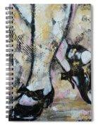 Tap Away Spiral Notebook