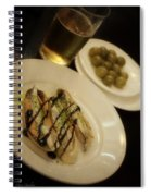 Tapas In Seville Spiral Notebook