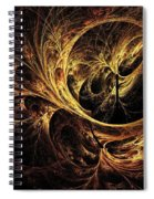 Tapestry Spiral Notebook