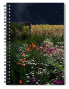 Tapestry In The Wild Spiral Notebook