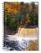 Taquamenon Falls IIi Spiral Notebook