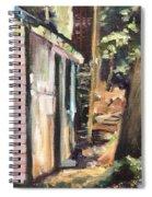 Tara Loon Spiral Notebook