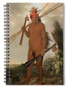 Tarairui Man Spiral Notebook