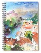Tarascon Sur Ariege 02 Spiral Notebook