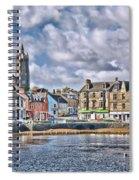 Tarbert -  Loch Fyne Spiral Notebook