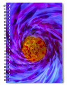 Tardus Timelord Tunnel Spiral Notebook
