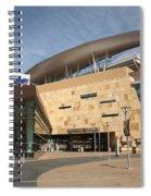 Target Field - Minnesota Twins Spiral Notebook