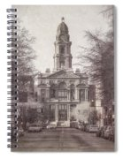 Tarrant County Courthouse Spiral Notebook