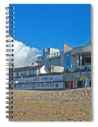 Tate Gallery St Ives Cornwall Spiral Notebook