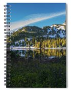 Tatoosh Peek Spiral Notebook