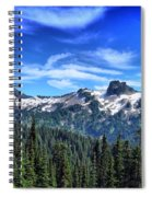Tatoosh Range Spiral Notebook