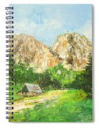 Tatry Giewont - Poland Spiral Notebook