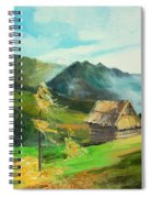Tatry Mountains Spiral Notebook