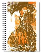 Tattered Parasol Spiral Notebook