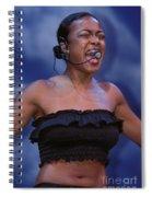 Tatyana Marisol Ali Spiral Notebook