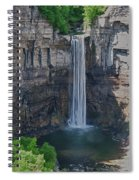 Taughannock Falls  0453 Spiral Notebook