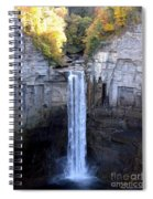 Taughannock Falls  Spiral Notebook