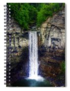 Taughannock Falls Ulysses Ny Spiral Notebook