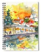 Tavira 03 Spiral Notebook