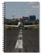 Taxi Spiral Notebook