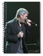 Taylor Hicks Spiral Notebook