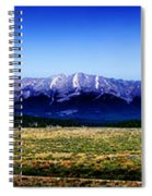 Taylor Park - Colorado Spiral Notebook
