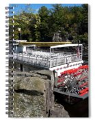 Taylors Falls Princess Spiral Notebook