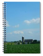 Taylors Farm Spiral Notebook