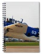 Tbm Avenger Spiral Notebook