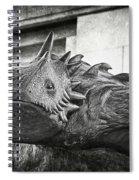 Tcu Horned Frog 2014 Spiral Notebook