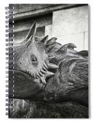 Tcu Horned Frog 2014 Spiral Notebook