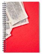 Tea Bags Spiral Notebook