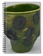 Tea Bowl #12 Spiral Notebook
