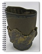 Tea Bowl #19 Spiral Notebook