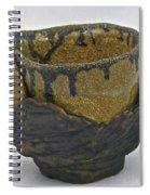 Tea Bowl #21 Spiral Notebook