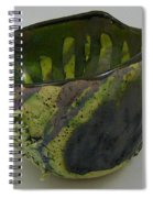 Tea Bowl #6 Spiral Notebook