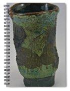 Tea Bowl #9 Spiral Notebook