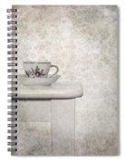 Tea Cup Spiral Notebook