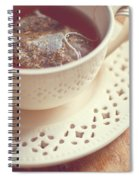 tea Spiral Notebook