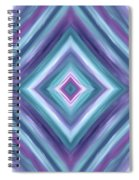 Teal One Diamond Dreams Spiral Notebook