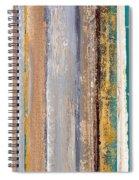 Teal Tango Spiral Notebook