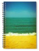 Teal Waters Spiral Notebook