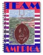 Team America Spiral Notebook