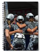 Team Specialized Lululemon Celebrates Spiral Notebook