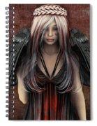 Tearfulness Spiral Notebook
