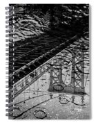 Tears Of New York Spiral Notebook