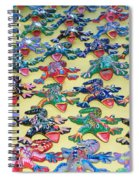 Technicolour Nightmare Spiral Notebook